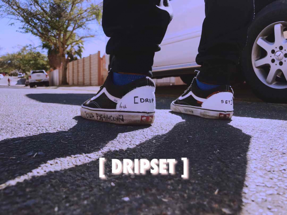 DREAM REALIZE INNOVATE PRODUCE – [ DRIPSET ]